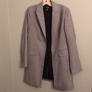Jones New York long blazer